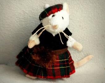 Mac Gregor little Tartan Kilt