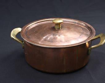 Culinox Spring 16cm - 6 1/4inch copper pan