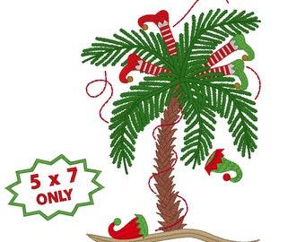 Palm tree elves