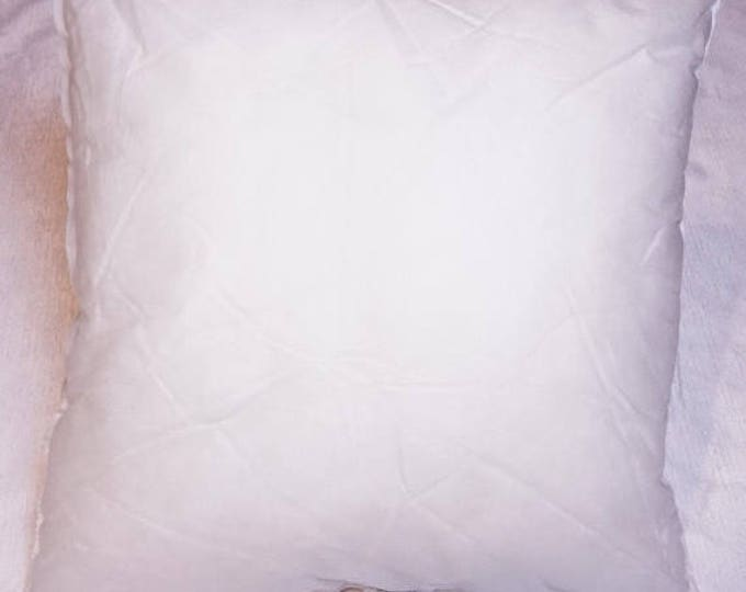 SALE 18x18 Polyfil Pillow Insert