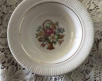 Basket P.P. By Salem China Company