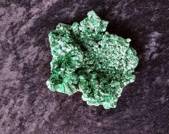Spectacular Fibrous Malachite