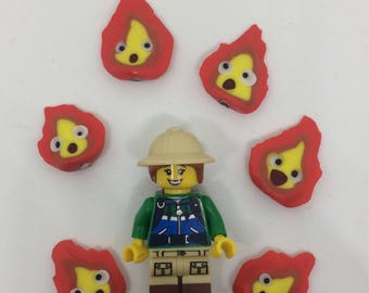 Mini Calcifer Fire Demon