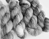 October Deep Sea Mystery Yarn Club |  DTO  |  hand-dyed yarn  |  Merino Cashmere Nylon BFL