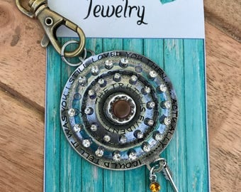 Medallion pendant, steampunk necklace, steam punk necklace, steampunk pendant, interchangeable necklace, interchangeable pendant