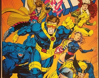 Shattershot Storyline Set with X-Men, X-Factor, and X-Force (1992) Comic Books