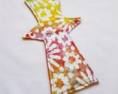 13.5 inch cloth pad - HEAVY absorbency