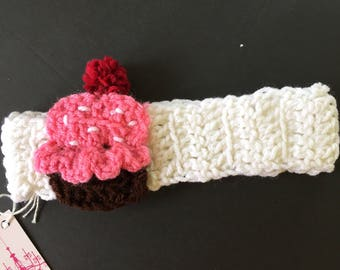 Toddler/ Child Cupcake Headband