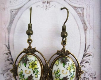 Romantic Flower Earrings
