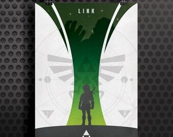 Link - Legend of Zelda - Iconic Range