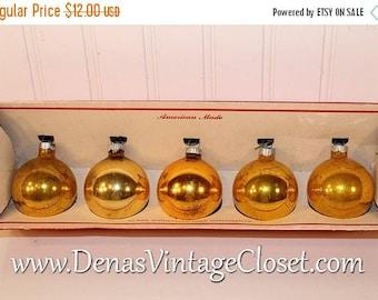 Vintage sears christmas ornaments | Etsy