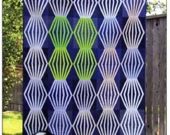 """Sassafras Lane Designs """"Lantern Lane"""" Quilt Pattern"""