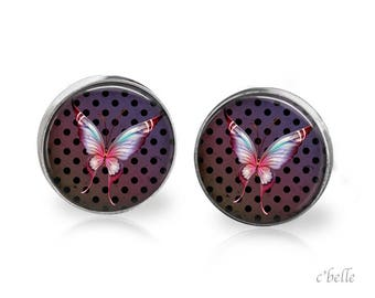 Earrings Butterfly 19