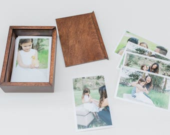 Sale Item- 100ct Sliding Lid Proof Box (holds 100 photos)