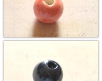 Large 18mm ceramic bead