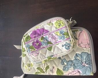 Vera Bradley Handbag-Pleated Tote Accessories/Wallet and wristlet
