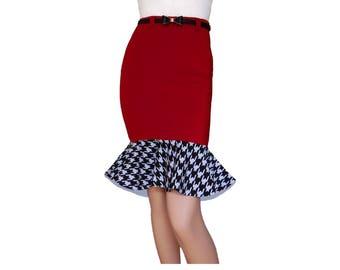 Alabama Mermaid Skirt