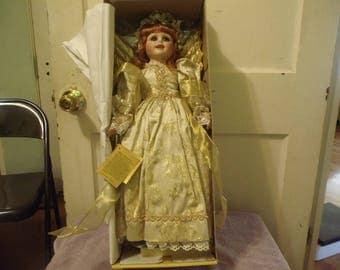 Connoisseur Collection Doll Seymour Mann Celeste