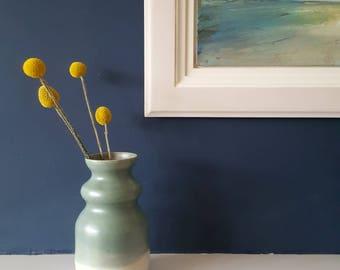 Celadon Green Vase