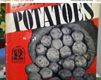 35% off Sale Vintage 250 ways of serving potatoes cookbook 1941
