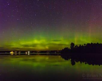 Monocle Lake Aurora II