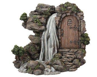 Miniature Garden   Rock Waterfall   Miniature Fairy Garden Supplies