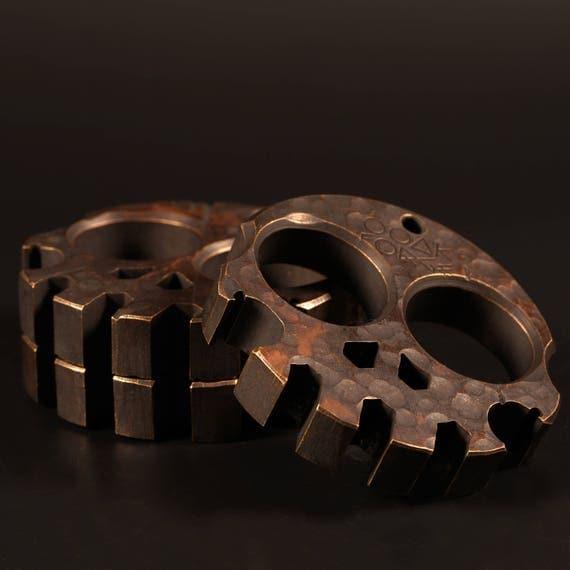 """Brass OOAK Forge Multi-Tool .5"""""""