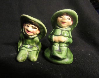 Pixie Elf Salt and Pepper Shakers (1516)