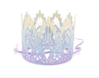 Mermaid Ombre Mini Crown