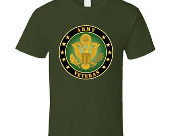 Army - Army Veteran - T-shirt