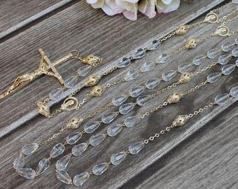 FAST SHIPPING!! Beautiful Sparkling Gold Wedding Lasso, Wedding Lasso, Wedding Unity Cord, 50th Anniversary, Wedding Gift, Unity Cord