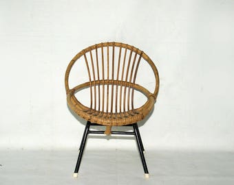 Rohé Noordwolde rattan chair