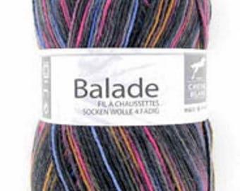 big ride 406 yarn skein has socks