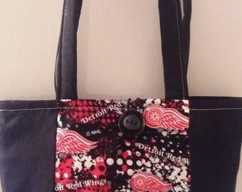 Detroit Red Wings Handbag Purse