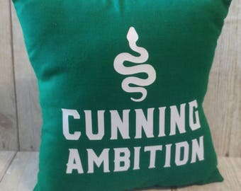 Slytherin (Small) Pillow Harry Potter
