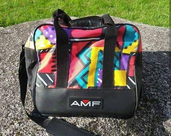 AMF 80s vintage bowling bag