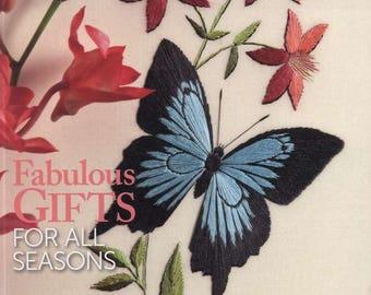 Inspirations No. 72 2011 - PDF ebook - Embroidery ebook - Instant Download Digital Book/Magazine - PDF file