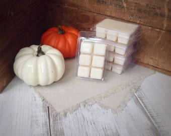 Soy Wax Melt, SPICED CIDER scented, soy wax melts, soy wax tarts, apple cider, fall scented, harvest, holiday wax melts, festive