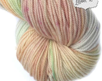 Pocketful of Posies Hand Dyed 4ply Yarn