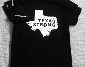 Texas Strong T-shirts