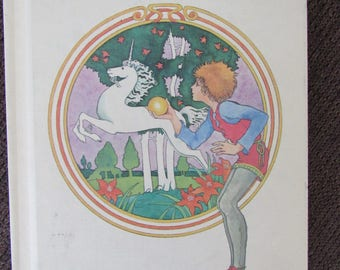 Elidor and the Golden Ball by Georgess McHargue 1973 Weekly Reader Edition Free Shipping