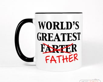 Dad Mug | Dad Birthday Gift for Dad | Funny Dad Gift from Daughter | Ceramic Coffee Mug | Dad Gift from Son | Father Gift