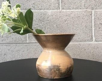 Cracked Sand Vase