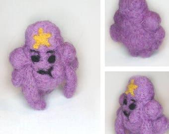 Needlefelt Lumpy Space Princess