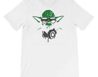 Hip hop Yoda - green