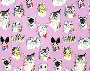 Color Me Smitten / custom fabric