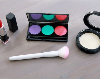 Princess Ariel Pretend Makeup Set For Your Munchkin - Play Makeup - Makeup Vanity Set - Pretend Play - Kid Makeup - Disney Princess - Ariel