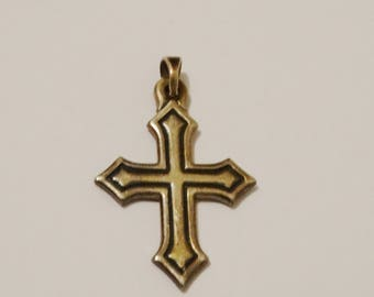 James Avery Sterling Silver Cross.