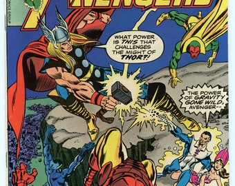 Avengers 159 May 1977 VF-NM (9.0)