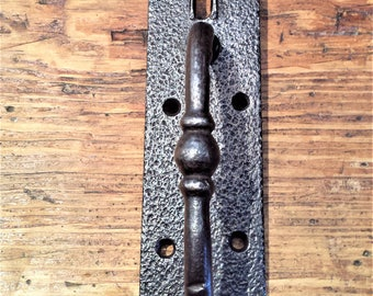 Period Antique, Iron Door Handle